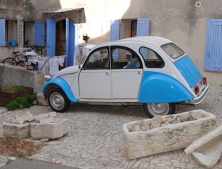 Citroën, 2cv, Deux Chevaux, Deux Chevaux Vapeur, Auto