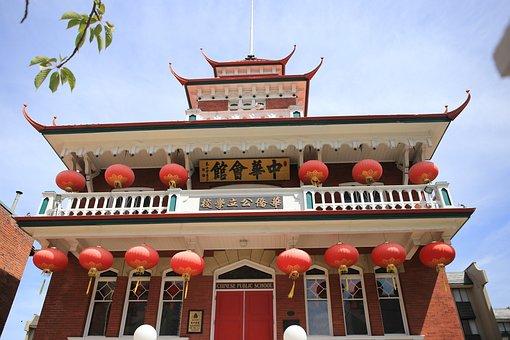 Chinatown, Chinese, Canada, Victoria London