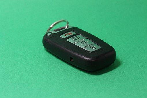 Key, Smart Key, Car Keys, Car Remote Control