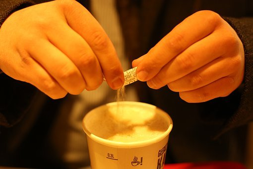 Coffee, Take Away, Café, Sugar, Cup, Hot, Drink