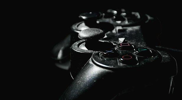Gamepad, Remote Control, Video Game, Video, Games, Game