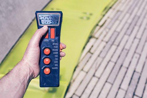 Remote Control, Handle, Drink