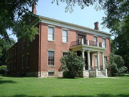 Anderson House, Civil War, House, Hospital, Missouri