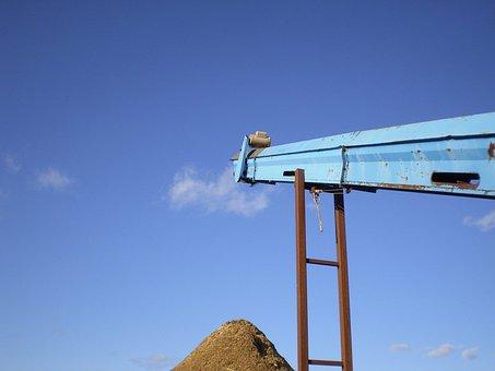 Conveyor, Industry, Farming, Factory, Production