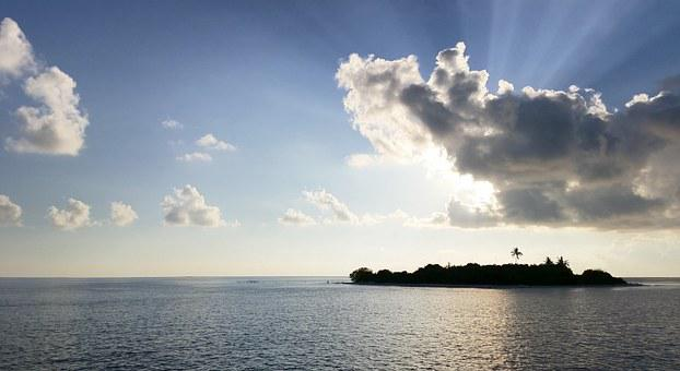 Island, Maldives, Holiday, Sky, Summer, Holidays