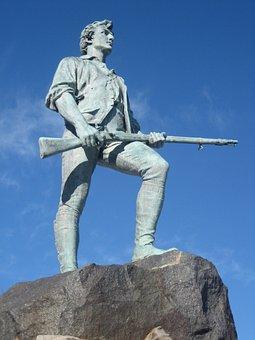 Lexington, Massachusetts, American Revolution