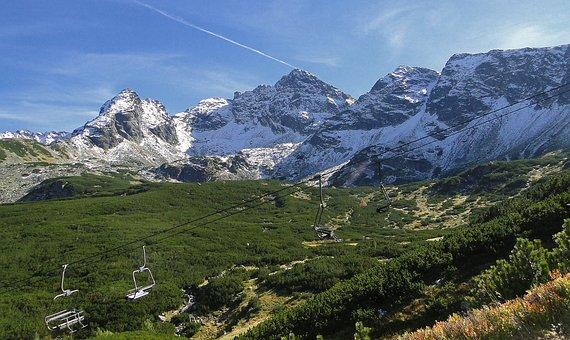 Tatry, Polish Tatras, The National Park, Mountains