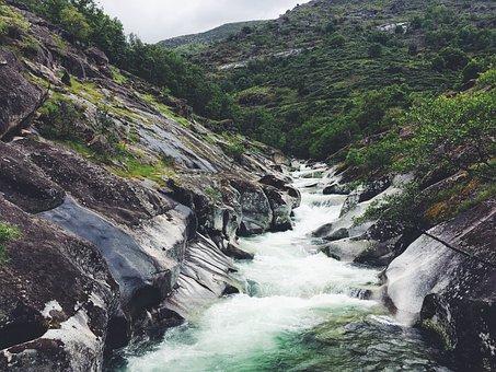 Nature, Outdoors, River, Rocks, Rocky, Scenic, Stream