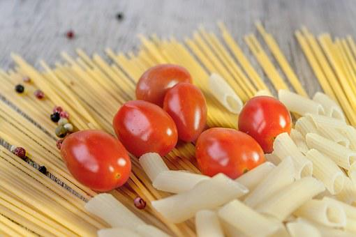 Pasta, Noodles, Cook, Tomato, Eat, Pepper, Italy