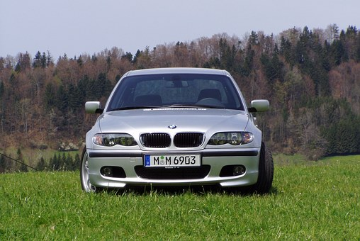 Bmw, E46, M Package, Set Of 3, Sport