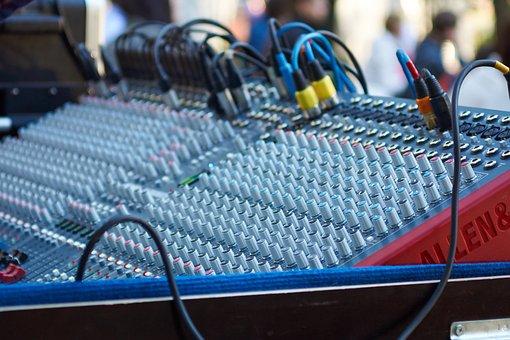Remote Control, Configuring, Sound, Switches, Wire, Dj