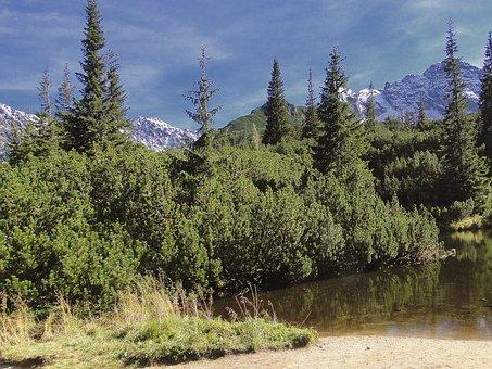 Tatry, Polish Tatras, Mountains, The High Tatras