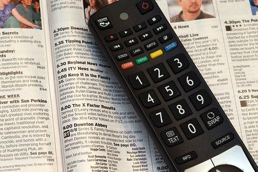 Television Remote Control, Television Programme, Tv