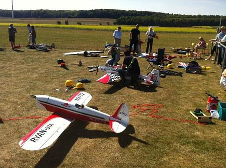 Model Airplane, Model, Hobby, Uengershausen, Aircraft