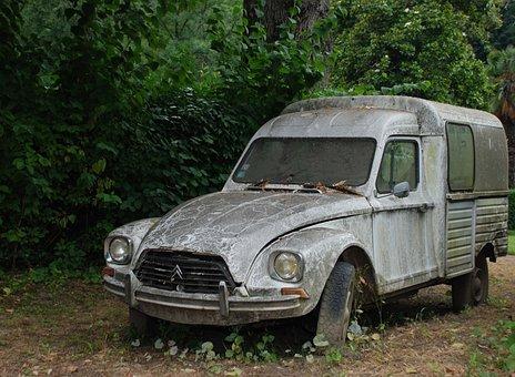 Vehicle, Car, Citroën, Diana