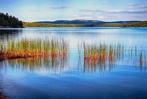 Algonquin Park, Provincial Parks, Lakes, Canadian