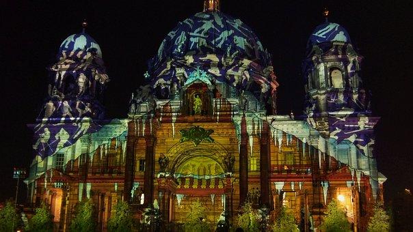 Berlin, Berlin Cathedral, Dom, Capital, Festifal