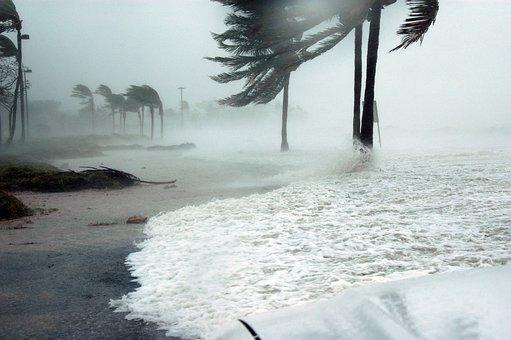 Key West, Florida, Hurricane, Dennis, Storm, Surge