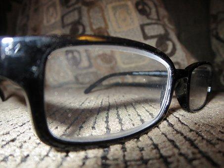 Glasses, Pair, Eyewear, Spectacles, Eyeglasses, Read