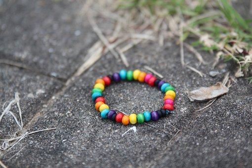 Bracelet, Accessories, Lost, Land, Floor, Girl