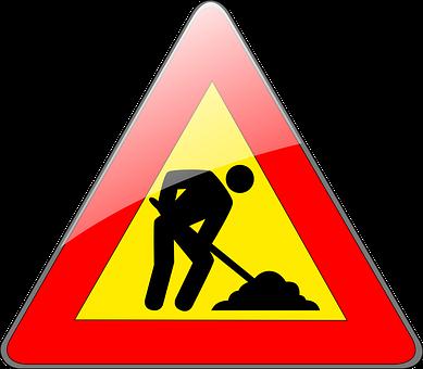 Construction Site, Site, Building Site, Roadworks