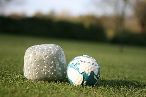 Golf, Golf Ball, Sport, Green Space, Golf Game, Rush