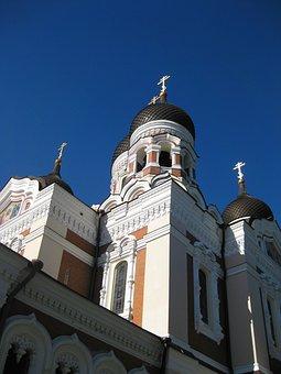 Tallinn, Alexander Nevsky Cathedral, Orthodox
