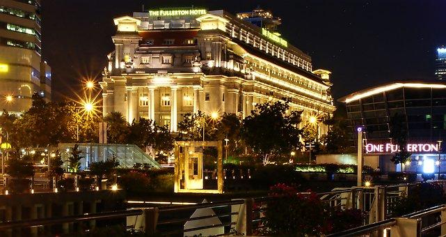 The Fullerton Hotel, Singapore, Oldest Hotel