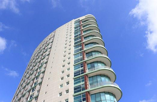 Portugal, Lisbon, Residential, Tower, Building