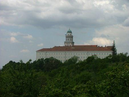 Pannonhalma, Abbey, Order Of Saint Benedict, Church