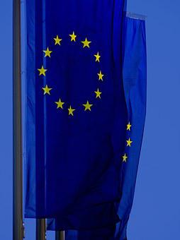 Blue, Emblem, Recognize, Europe, Europe Flag, Flag