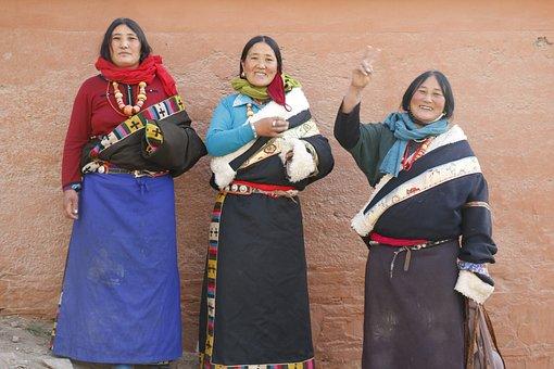 Tibetan, Clothing, Character