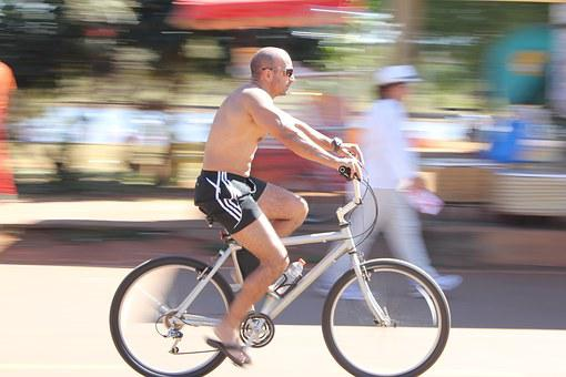 Cycling, Image, Ride, Bike, Sport, Pedal, Park, Summer