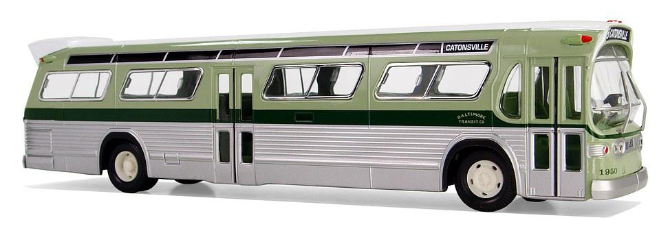Gmc Td-5303, Model Buses, Collect, Hobby, Leisure