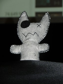 The Mascot, Plush, Plush Mascot, Sad, Sadness, Anger