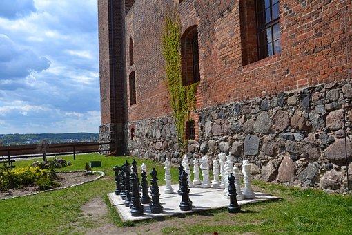 Castle, City, Anger, Monument, Poland, Architecture