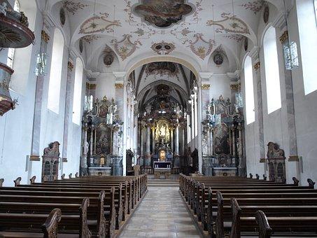 Franziskanerkirche, Church, Schwäbisch Gmünd