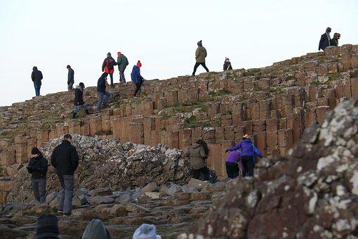 Stone, Tourism, People, Single, Stones, Climbing