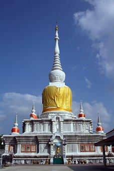 Temple, Thailand, Ayuthaya