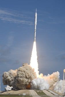 Rocket Launch, Rocket, Ares I X, Cape Canaveral