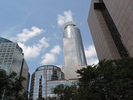 Minnesota, Minneapolis, Skyscraper, City, Urban