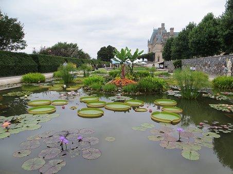 Garden, Biltmore Estate, North Carolina, Asheville
