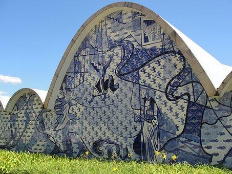 Belo Horizonte, Minas, Church, Portinari