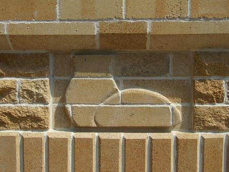 Brick, Furnace, Fire, Wall, Pattern, Fassad