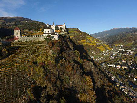 Monastery, Saeben, Klausen Chiusa, South Tyrol
