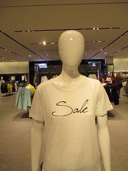 Mannequin, Trade, Garment, Shirt, T-shirts, Shirts