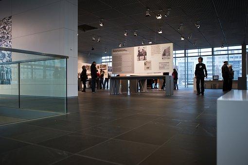 Topography Of Terrors, Exhibition, Berlin, Interior