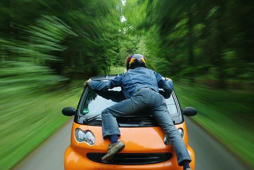 Smart, Auto, Speed, Traffic, Vehicles, Accident, Car