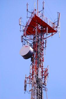 Antenna, Wi-fi, Tower, Sky, Information, Communication