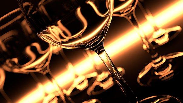 Wine, Glass, Furnace, Blender, 4k Resolution, Wallpaper